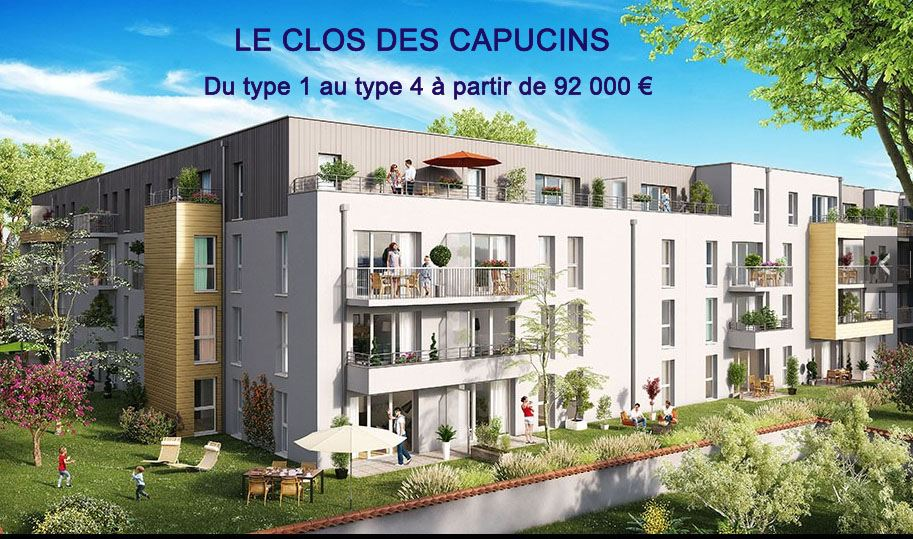Agence immobili re claire waida reims programme neuf for Achat maison programme neuf