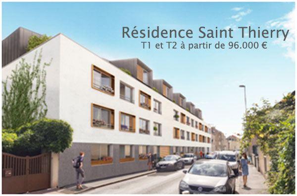 appartement Rue Saint Thierry Reims