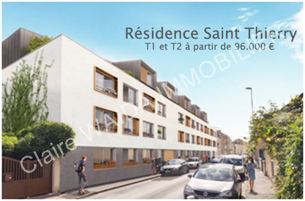 appartement Rue Saint Thierry Reims