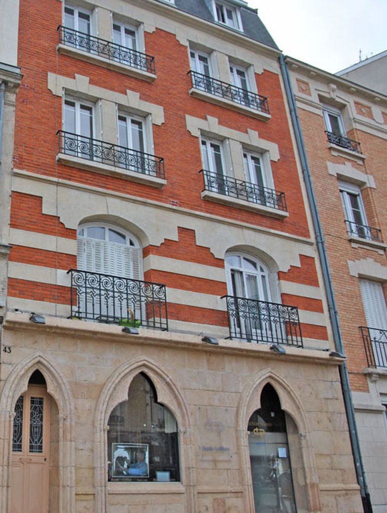 Agence immobili re claire waida reims appartement for Agence paysage reims