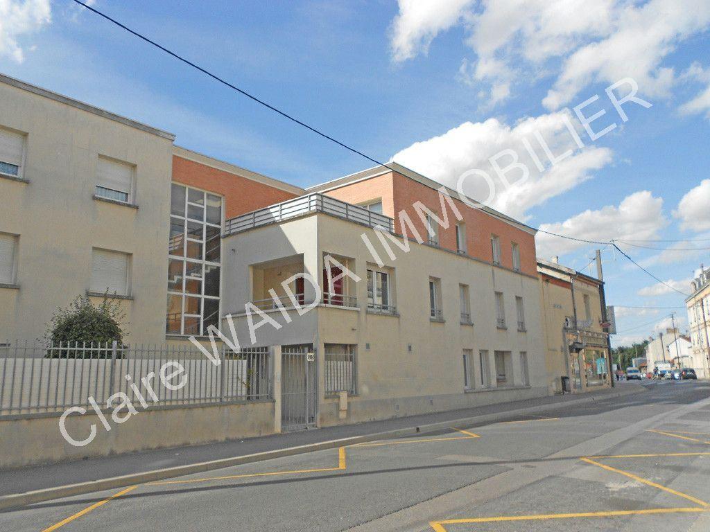 appartement Rue Lesage Reims