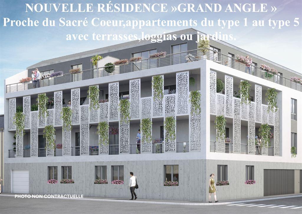 appartement Sacré Coeur Reims