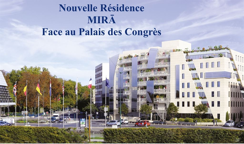 appartement Palais des Congrès Reims
