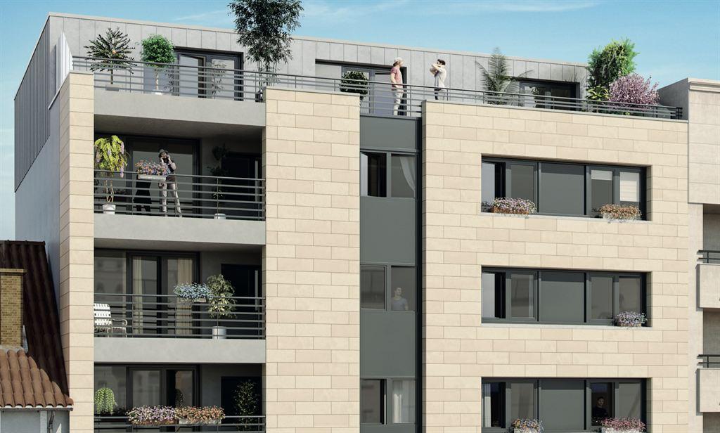 appartement rue de la Magdeleine Reims