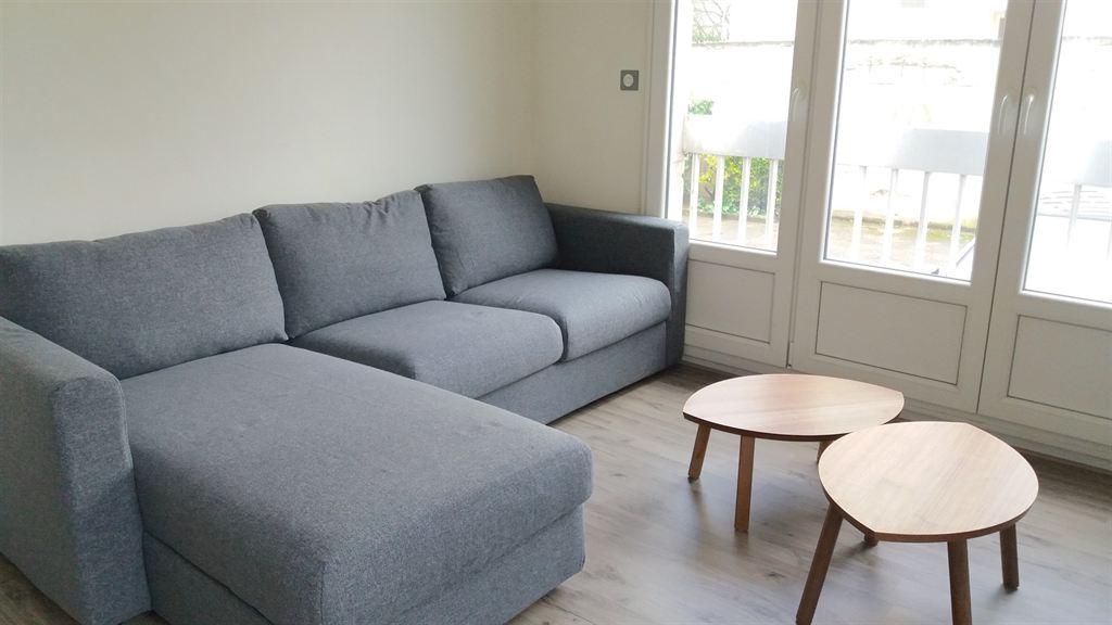 appartement Henri Vasnier Reims