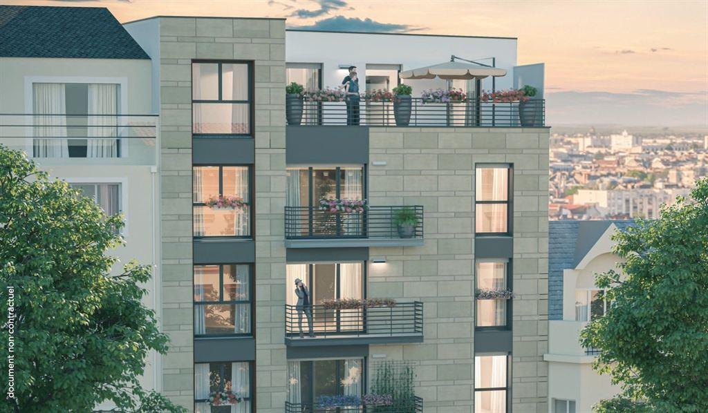 appartement PASTEUR Reims