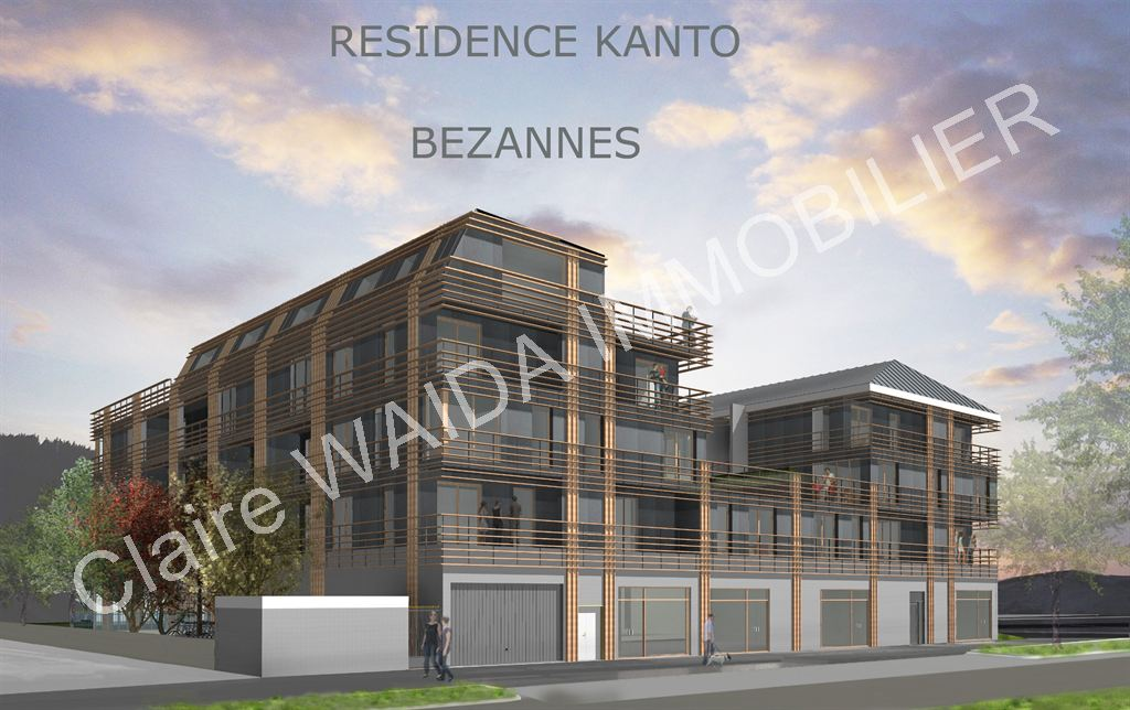 appartement Bezannes Reims