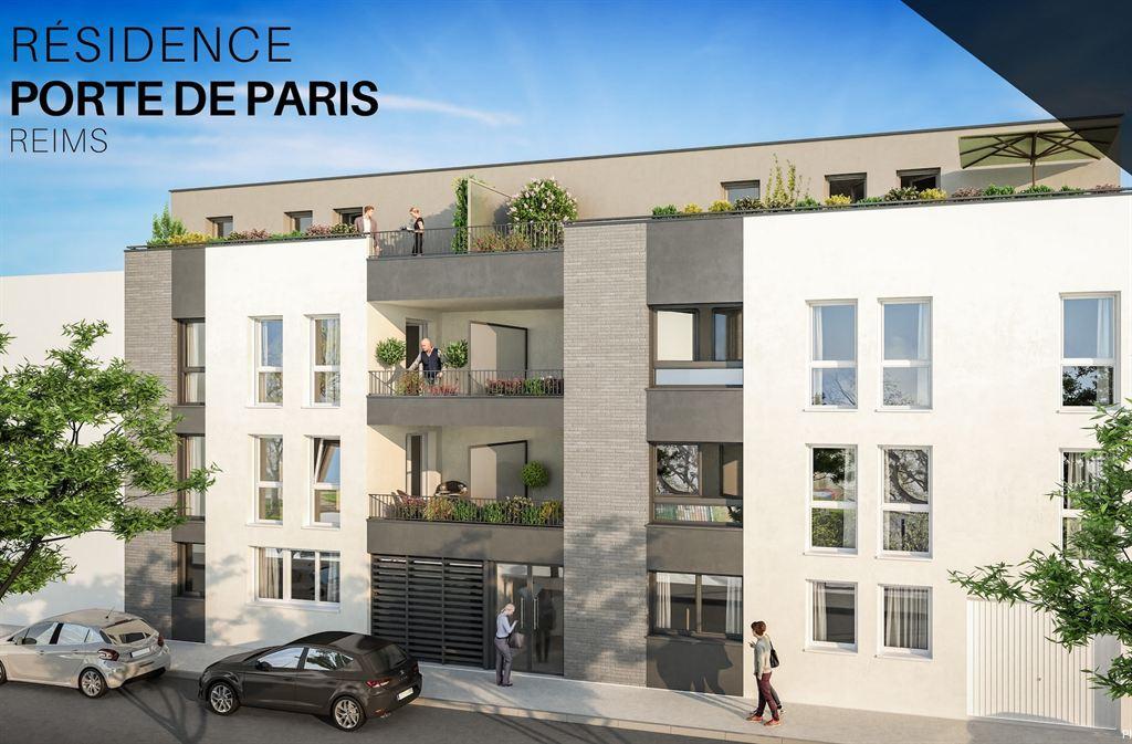 appartement Rue de Tinqueux Reims